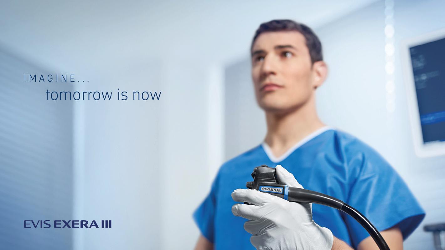 Globaler Produktlaunch EVIS EXERA III / Olympus